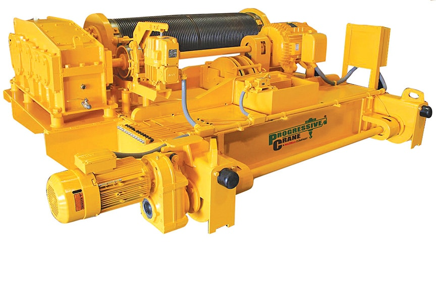 Custom Built Up Hoists vs. Package Hoist Systems for Overhead Cranes: Built Up Hoist