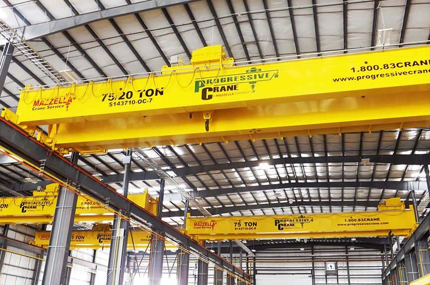 How to Measure Span and Runway Length for an Overhead Bridge Crane: Crane Systems
