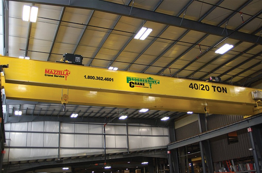 How to Measure Span and Runway Length for an Overhead Bridge Crane: Obstructions