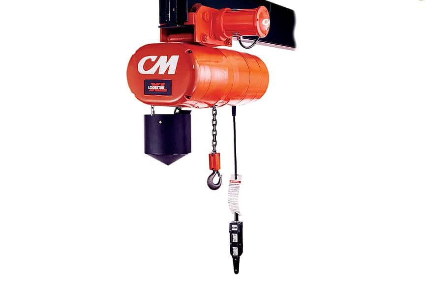 Overhead Crane Hoist Types and Design: Electric Chain Hoists