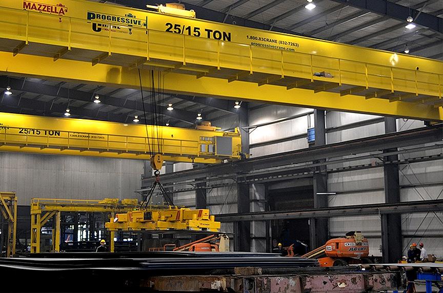 Overhead Crane Safety Systems: Collision Avoidance
