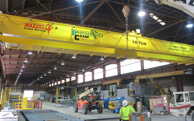Upgrading Your Overhead Crane's Capacity: Featured