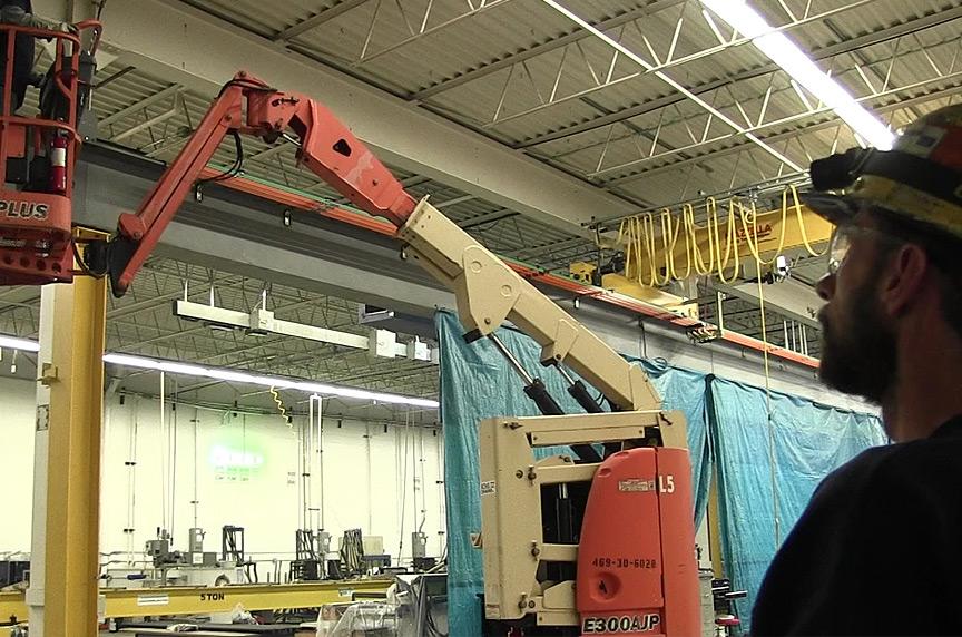 Upgrading Your Overhead Crane's Capacity: Jib Lift