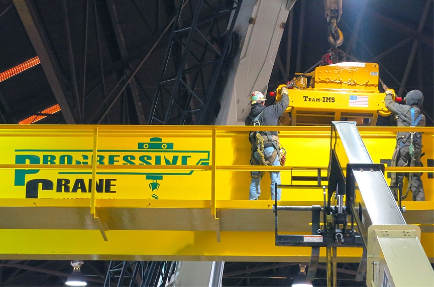 Upgrading Your Overhead Crane's Capacity: What You Need to Know