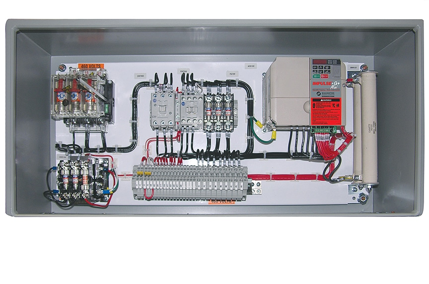 Variable Frequency Drives: Mini Control Panel