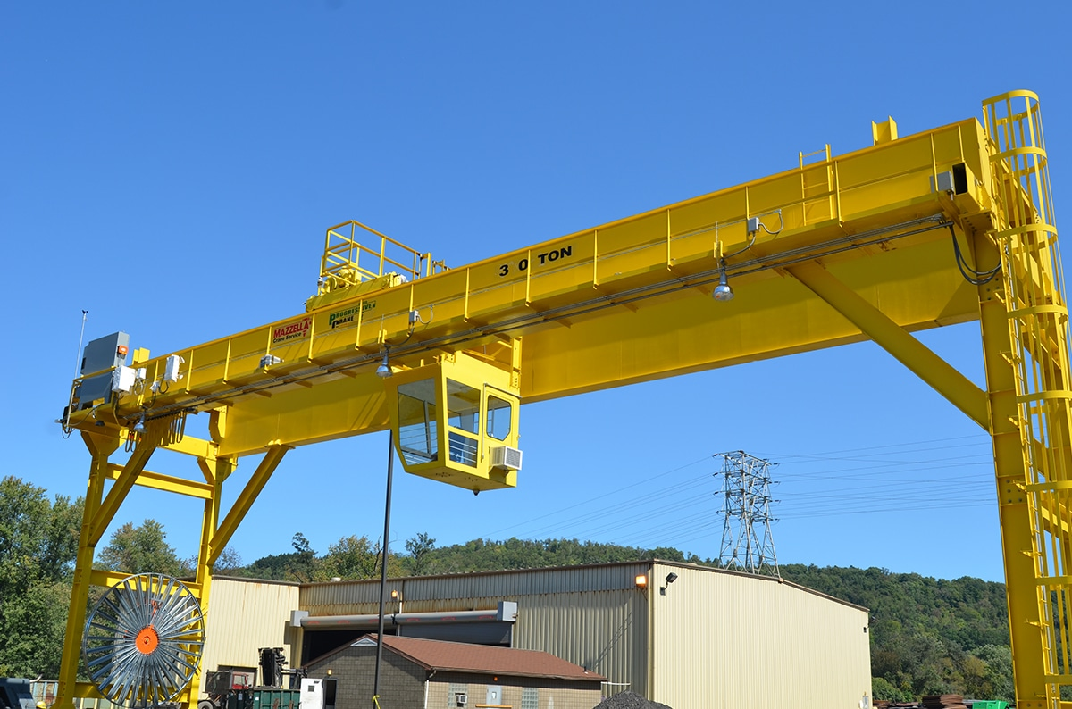 What is a Gantry Crane? A Closer Look at the Different Types and Design