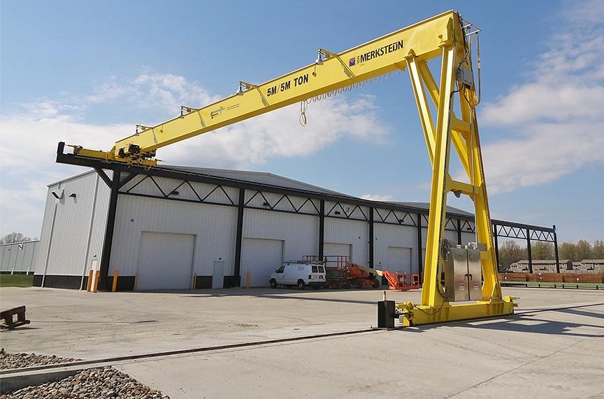 What is a Gantry Crane? Different Types and Design: Gantry Crane Design
