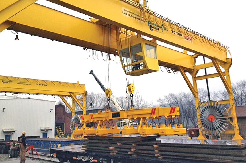 What is a Gantry Crane? Different Types and Design: Gantry Crane 2