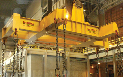 What Is a Below-The-Hook Lifting Device: Featured