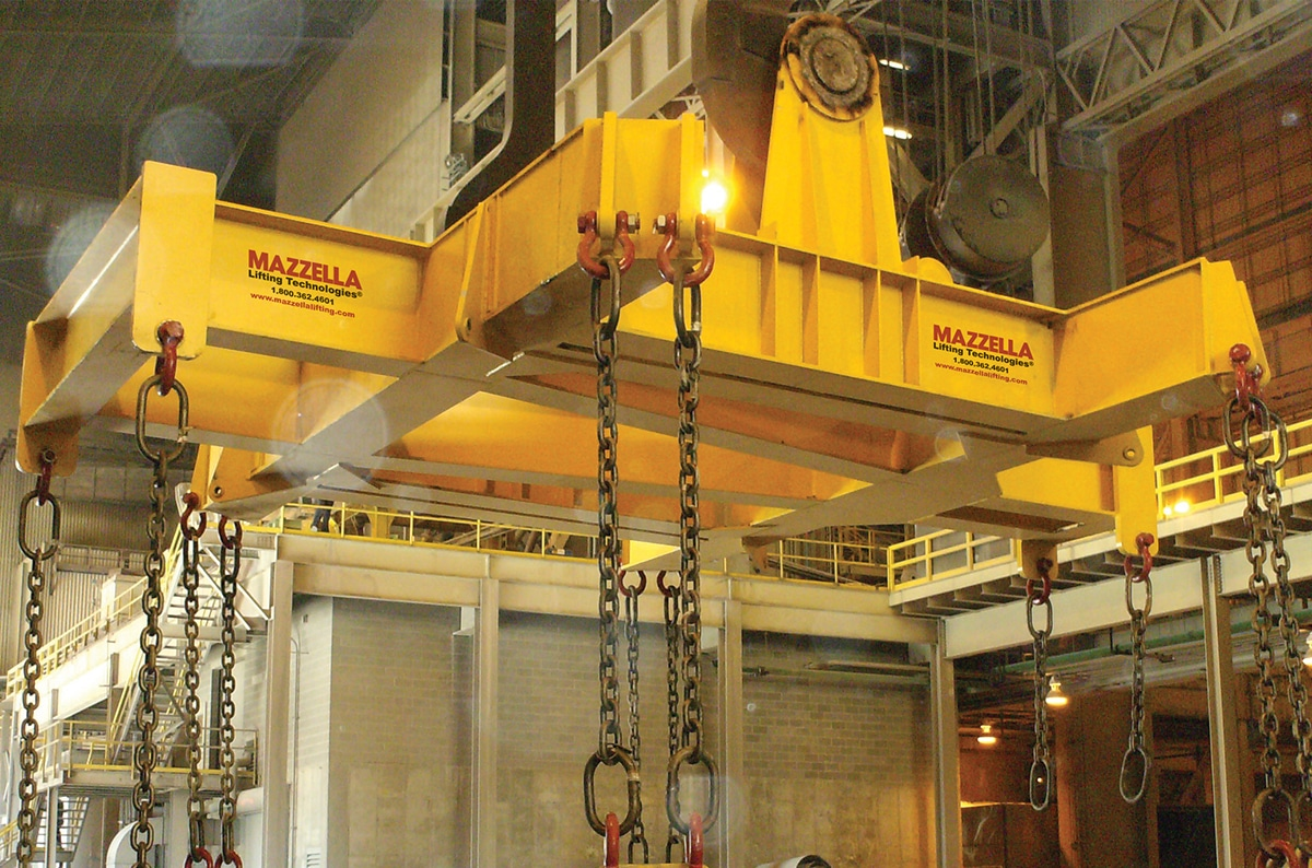 What is a Below-the-Hook Lifting Device? Definition, Types, and Design