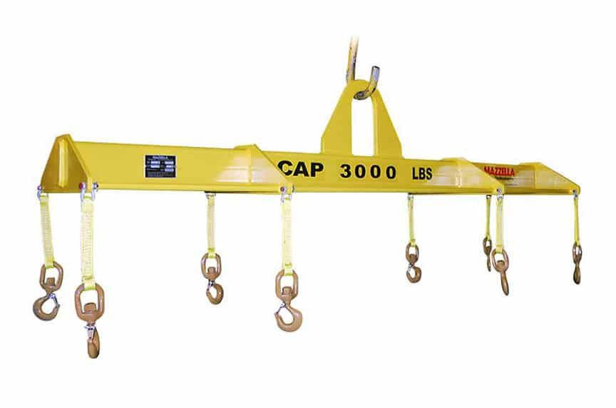What Is a Below-The-Hook Lifting Device: Lifting Beam