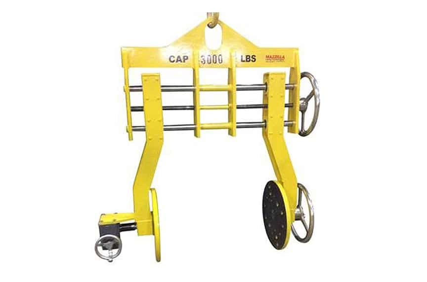 What Is a Below-The-Hook Lifting Device: Mechanical Lifter