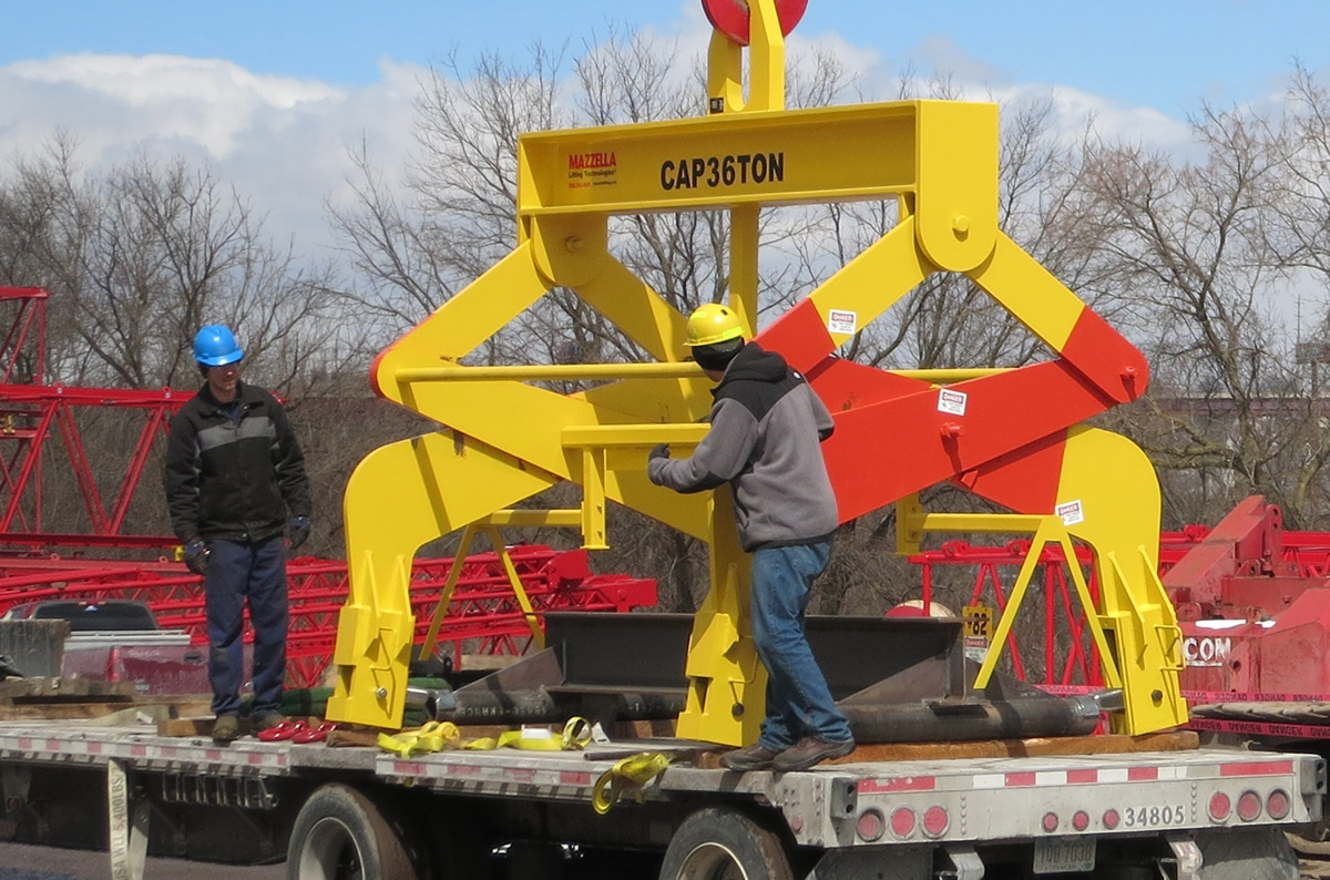 What Makes My Below-the-Hook Lifting Device OSHA Compliant?