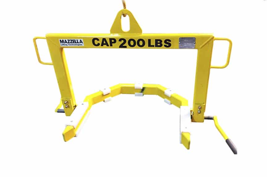 What Makes My Lifting Device OSHA Compliant: Wheel Flipper Tag and Rated Load