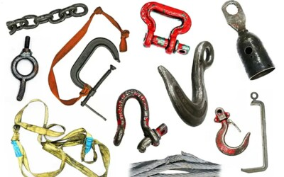 Article: Damaged and Unsafe Rigging Gear