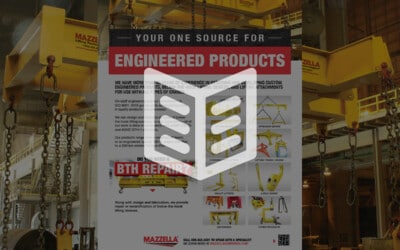 Below-the-Hook & Engineered Products: Literature