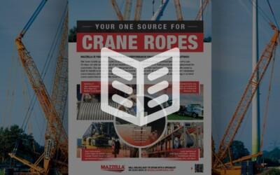 Crane Ropes Solutions: Literature