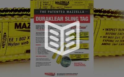 duraKlear Identification Tag: Literature