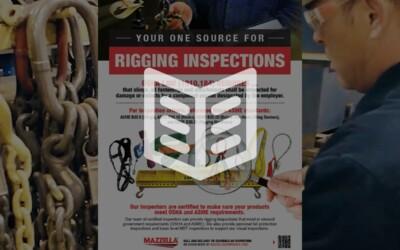 Rigging Inspection Services: Literature