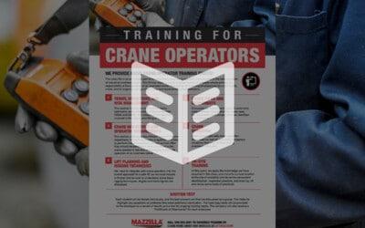 Crane Operator Training: Literature