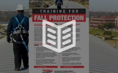 Fall Protection Training: Literature