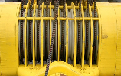 Inspection of Sheaves and Drums: Featured