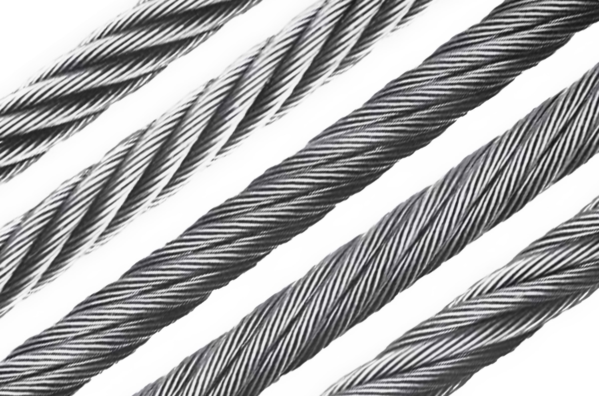 What Are the Parts of a Wire Rope?
