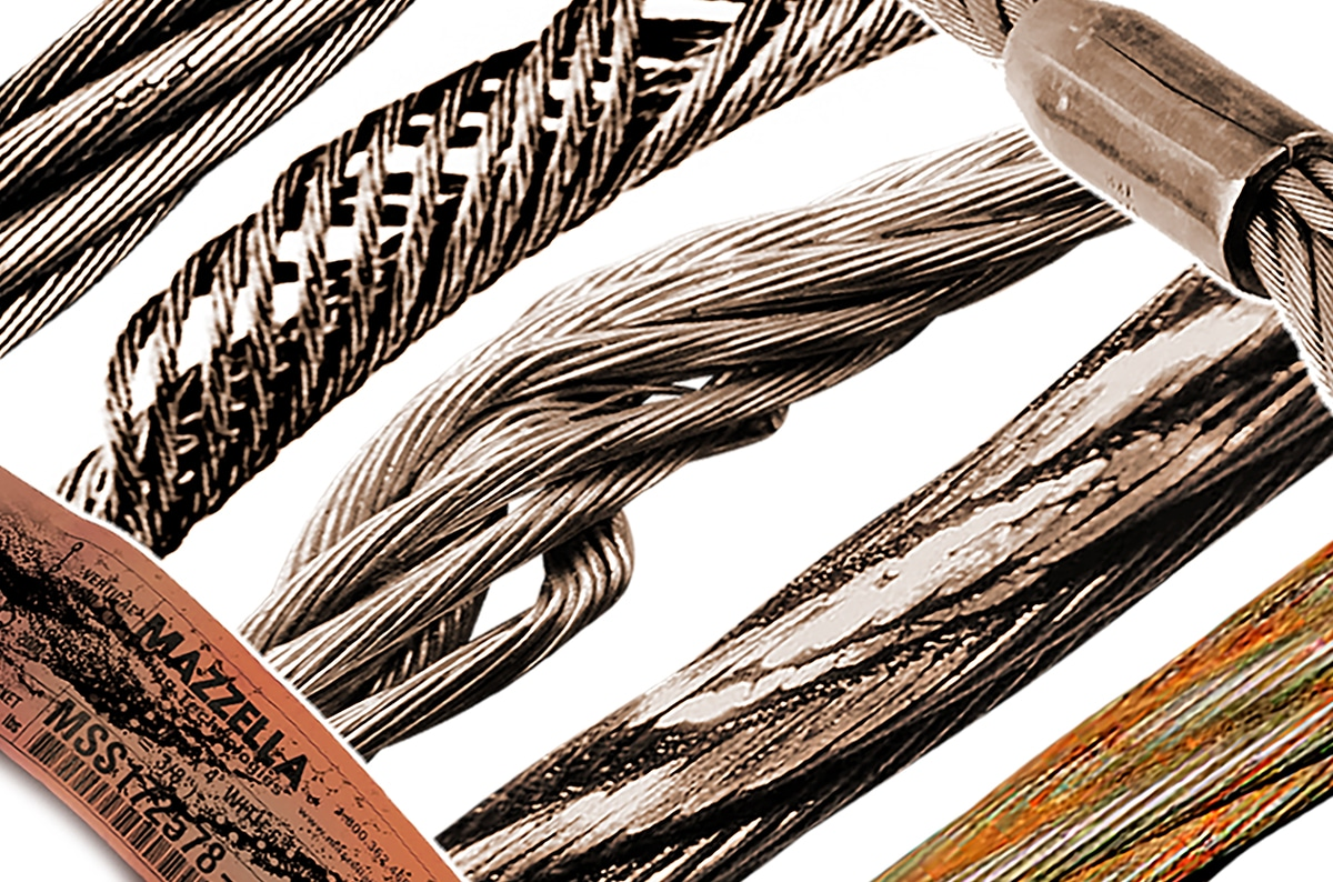 Wire Rope Inspection and Removal from Service Criteria