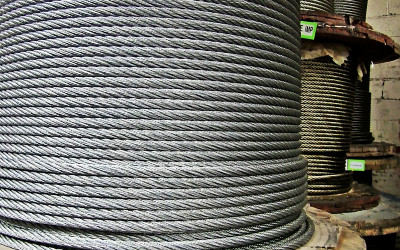 Wire Rope Is a Machine: Featured