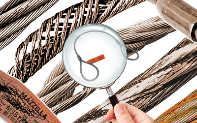 Wire Rope Sling Inspection Criteria: Featured