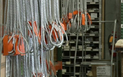 Wire Rope Slings General Information: Featured