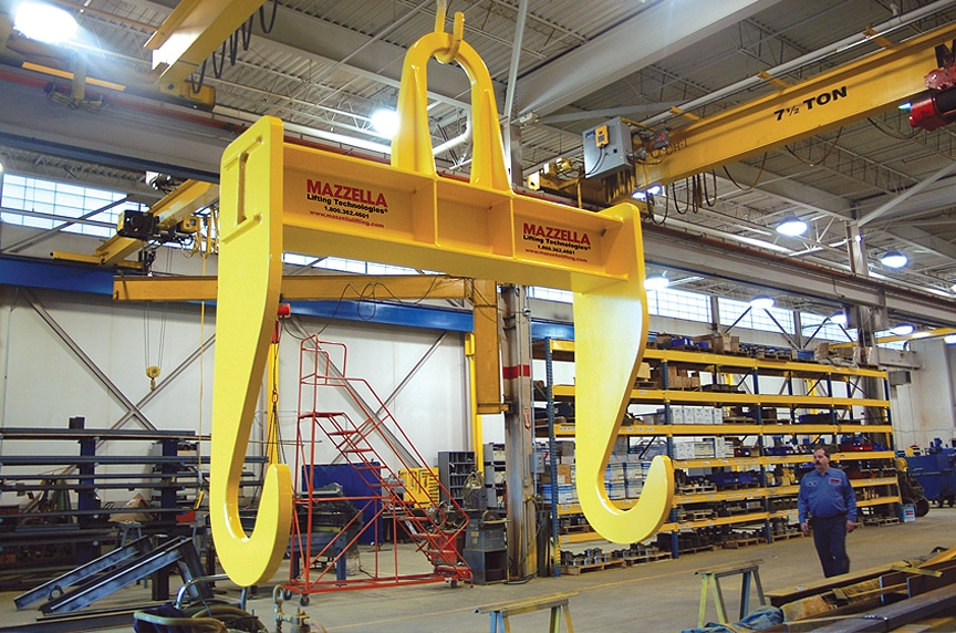 7 Things You Should Know Before Buying a Below-the-Hook Lifting Device: Specifications
