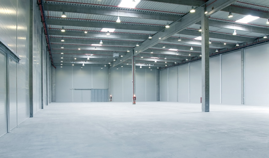 9 Things to Consider When Designing a Warehouse Pallet Racking System: Building Structure