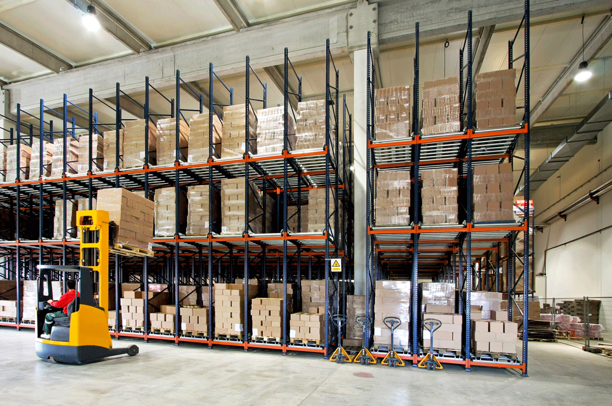 9 Things to Consider When Designing a Warehouse Pallet Racking System