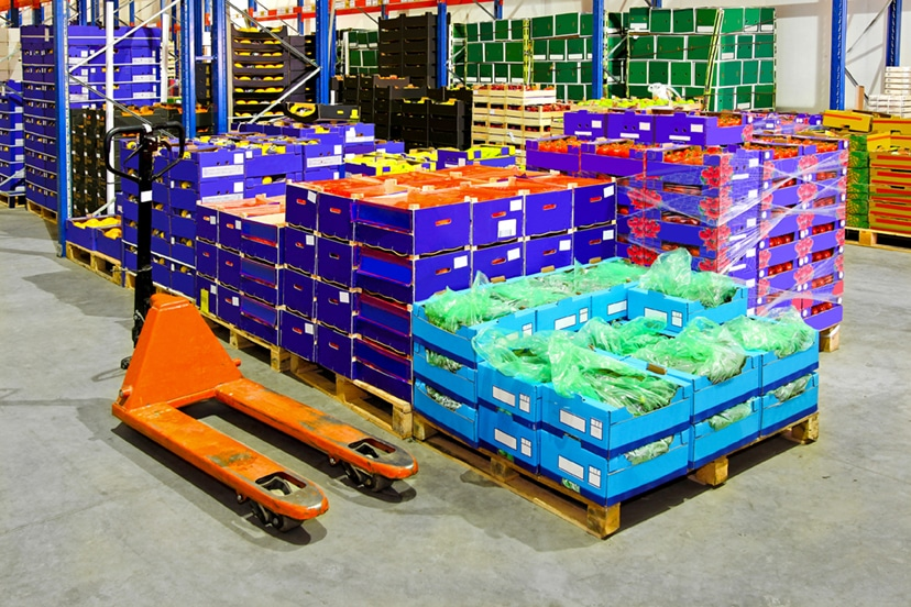 9 Things to Consider When Designing a Warehouse Pallet Racking System: Warehouse Environment