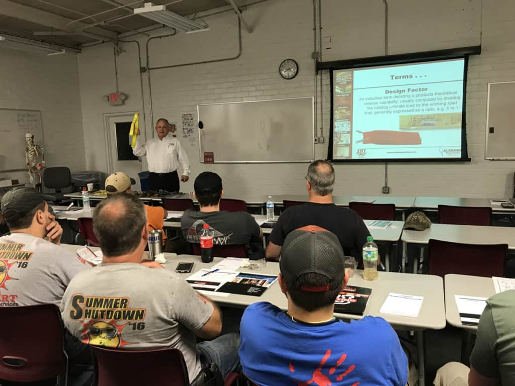 OSHA Definitions of Competent, Qualified, Designated, & Certified Persons: Rigging Training
