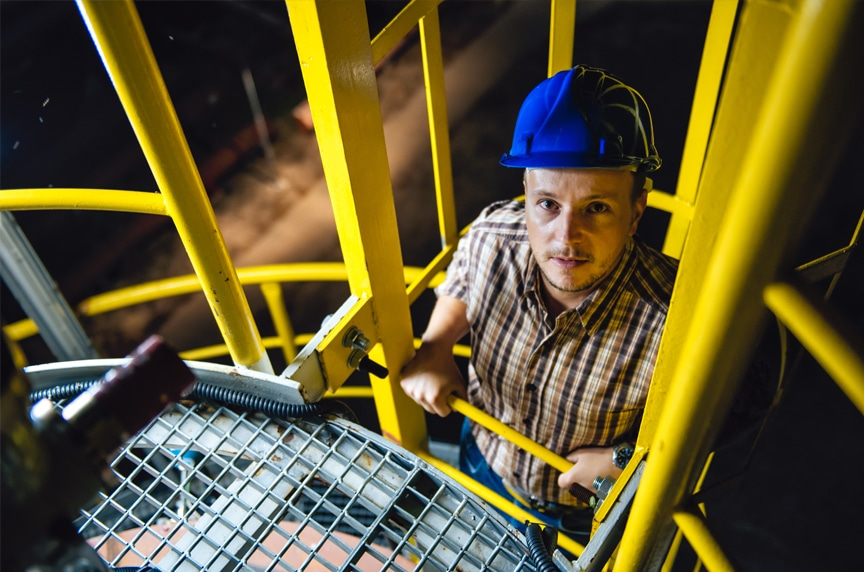 OSHA Ladder Safety Compliance: General Ladder Rules & Requirements: Ladder Design Requirements