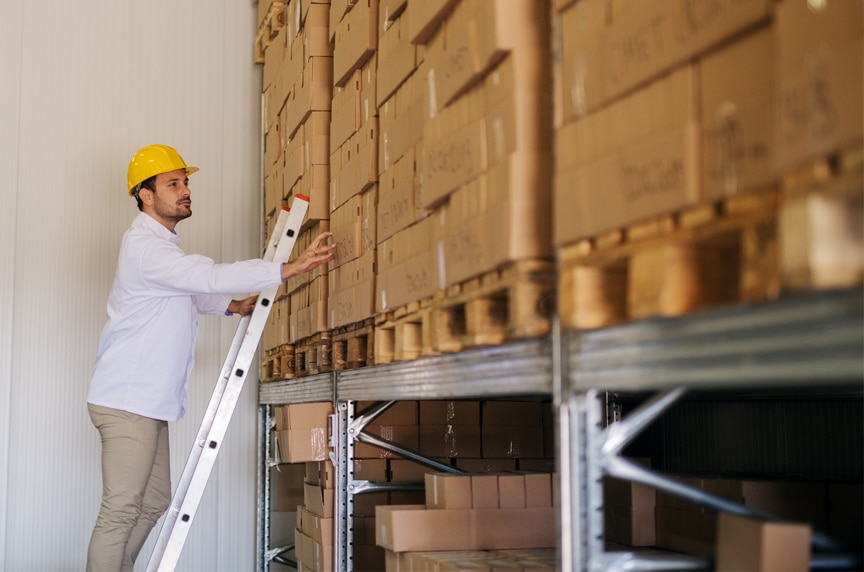 OSHA Ladder Safety Compliance: General Ladder Rules & Requirements: Workplace Ladder Safety