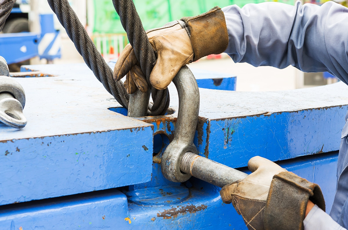 ASME B30.26 Shackle Inspection Requirements & Best Practices for Use