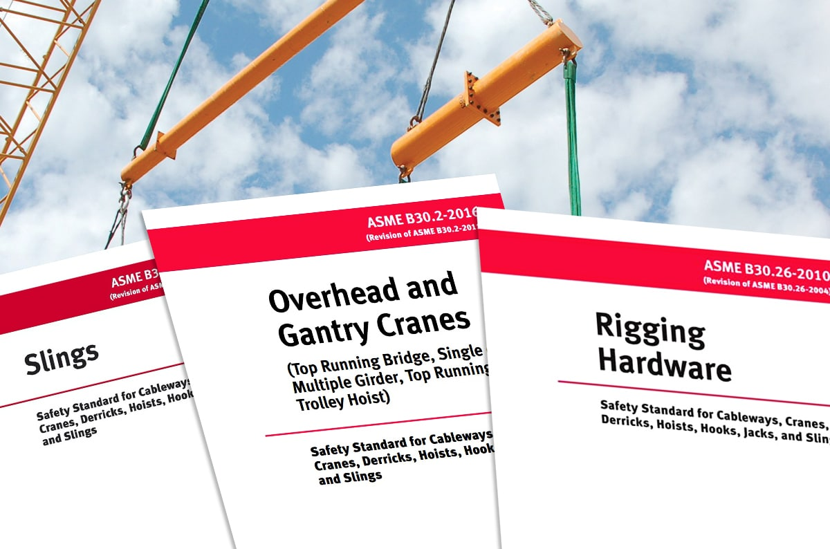 What Is the ASME B30 Safety Standard for Cranes, Hoists, and Rigging?