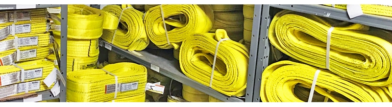 The Best Lifting and Rigging Articles of 2019: Web Slings