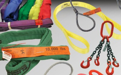 Choosing the Best Lifting Sling: Featured