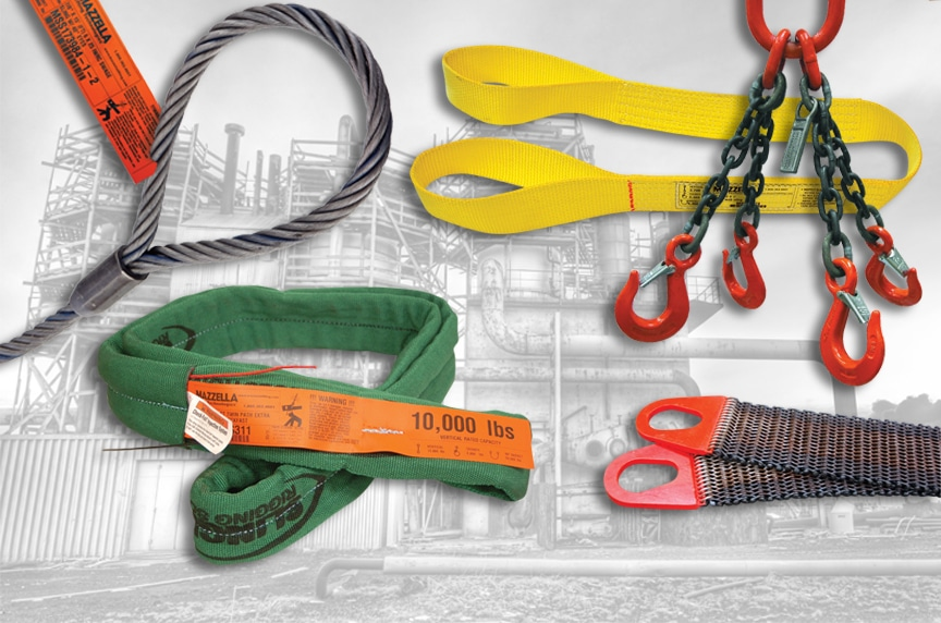 Choosing the Best Lifting Sling: Metal Mesh Slings