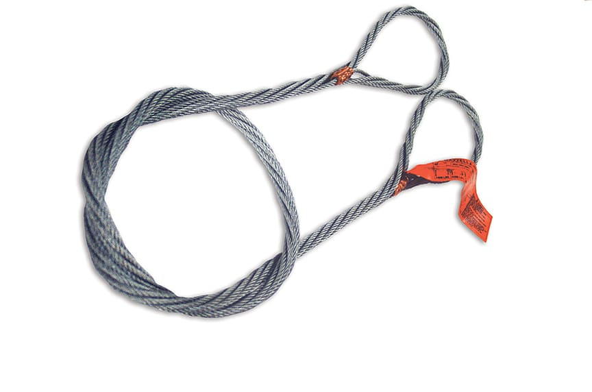 Choosing the Best Lifting Sling: 7-Part Wire Rope Sling