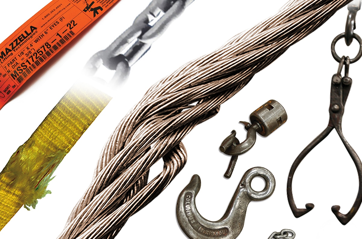 The 6 Most Common Problems Found During a Rigging Gear Inspection