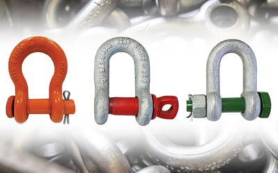 Different Types of Shackles: Featured