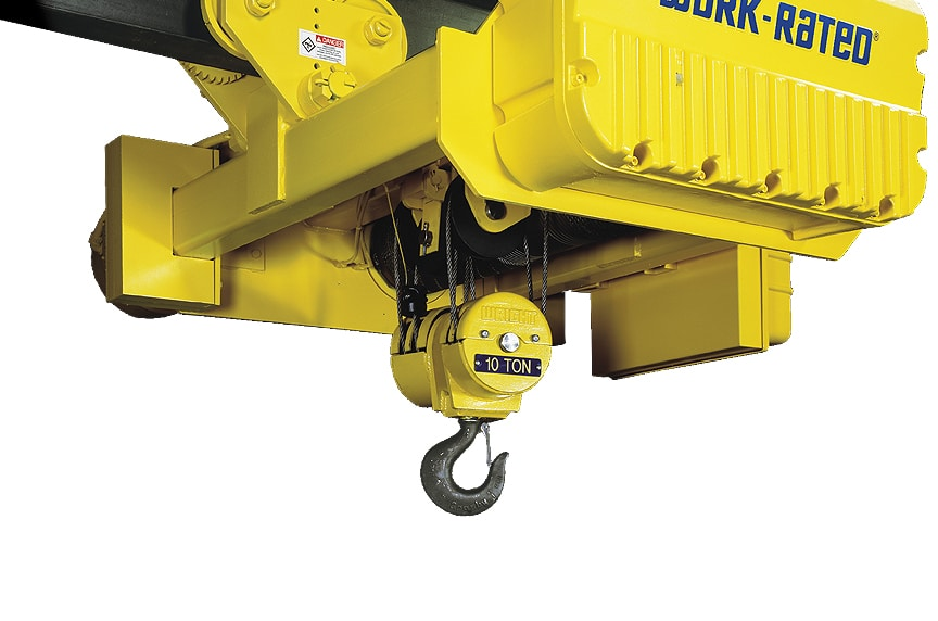 Does OSHA Require a Hook with a Safety Latch for an Overhead Lift: Crane Hook with Latch