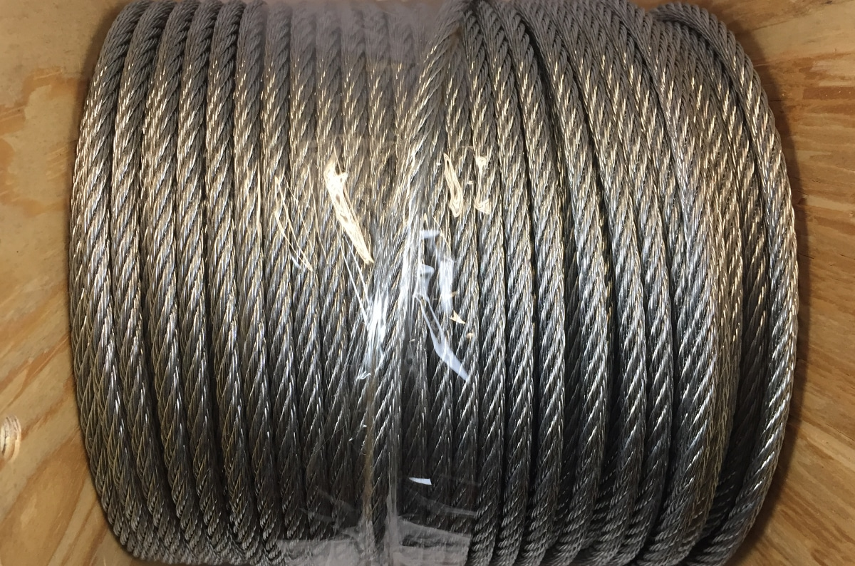 Electro Galvanized vs. Hot Dip Galvanized Wire Rope & Steel Cable