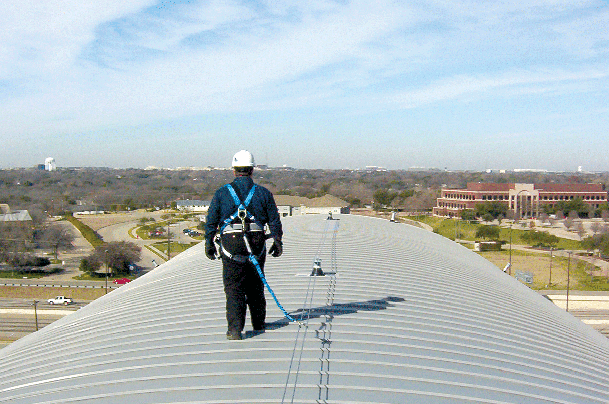 How to Calculate Total Fall Distance When Using Fall Protection