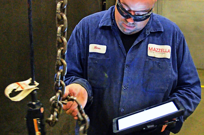 How to Choose a Rigging Inspection Company for OSHA Compliance: Inspextion Connextion 1